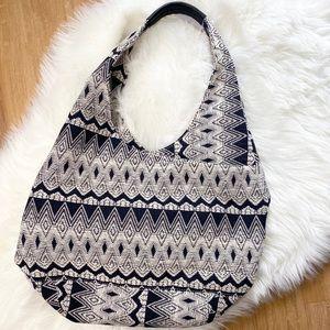 Lucky Brand Mia Hobo Boho Handbag